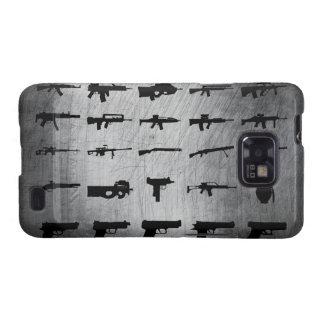 Zombie-Überlebensausrüstung Samsung Galaxy SII Cover
