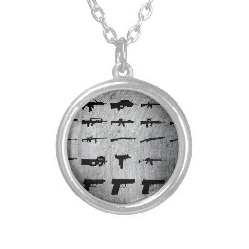 Zombie-Überlebensausrüstung Halskette