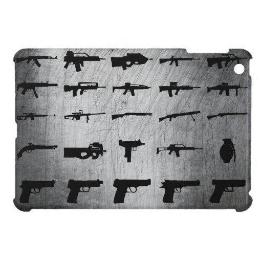 Zombie-Überlebensausrüstung iPad Mini Schale