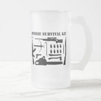 Zombie-Überlebensausrüstung Haferl