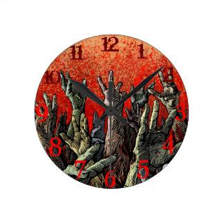 Zombie-Uhr