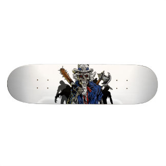 Zombie-Uncle Sam Skateboardbrett
