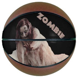 Zombie verheiratet basketball