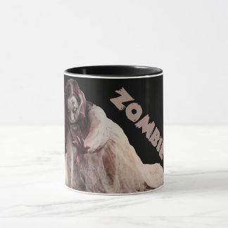 Zombie verheiratet tasse