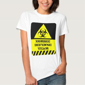 Zombie-Verteidigungsteam Hemd