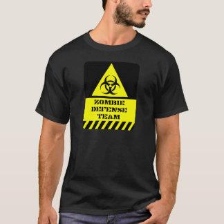 Zombie-Verteidigungsteam T-Shirt