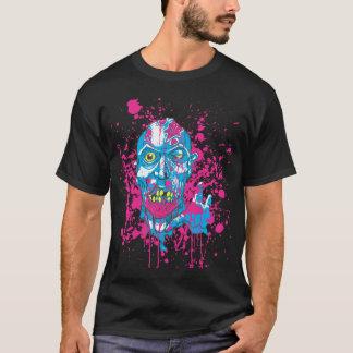 zombieCMYandOUTLINE T-Shirt