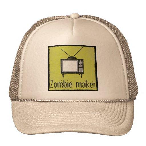 Zombiehersteller - Fernsehen Kultkappe