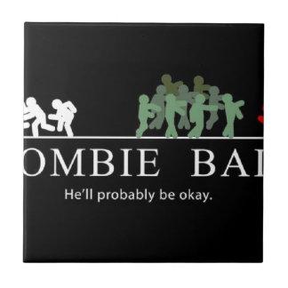 Zombieköder Keramikfliese