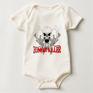Zombiemörder 3 baby strampler