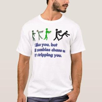 Zombiereise T-Stück T-Shirt