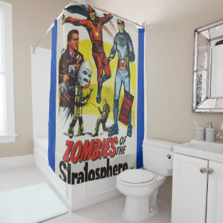 Zombies 1 png duschvorhang