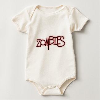 Zombies! Baby Strampler