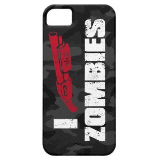 Zombies der Schrotflinte I iPhone 5 Schutzhüllen