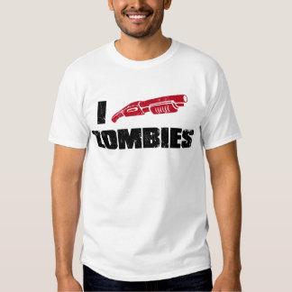 Zombies der Schrotflinte I Shirts