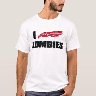 Zombies der Schrotflinte I T-Shirt