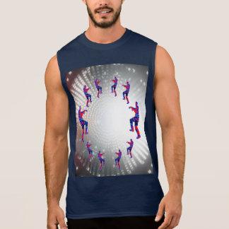 ZOMBIES, die auf den MOND tanzen Ärmelloses Shirt