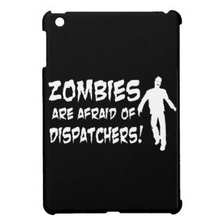 Zombies haben vor Fahrdienstleitern Angst iPad Mini Hülle