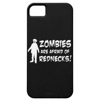 Zombies haben vor Rednecken Angst iPhone 5 Hülle