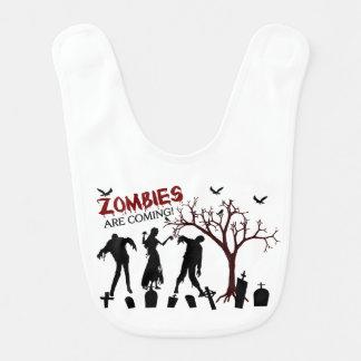 Zombies kommen lätzchen