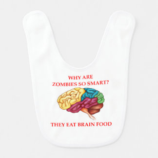 Zombies Lätzchen