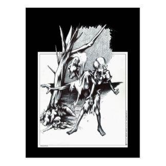 Zombies Postkarten