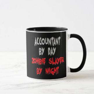 Zombieslayer-Buchhalter Tasse