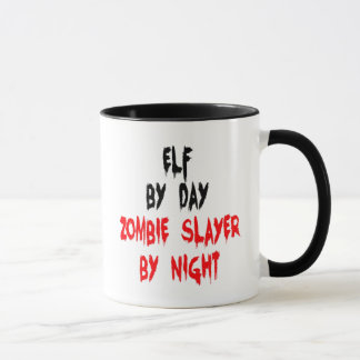 Zombieslayer-Elf Tasse