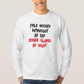 Zombieslayer-Feld-Hockey T-Shirt