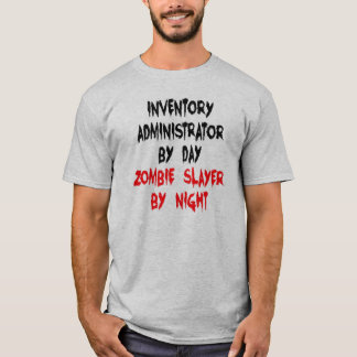 Zombieslayer-Inventar-Verwalter T-Shirt