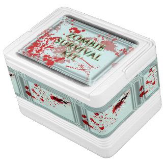 ZombieÜberlebensausrüstung 12 kann cooler Igloo Kühlbox