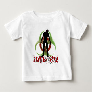 zombified baby t-shirt