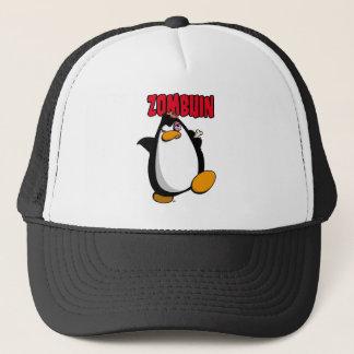 Zombuin - der Zombie-Pinguin Truckerkappe