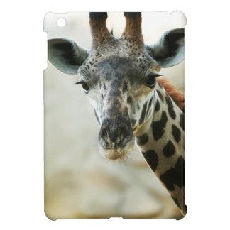 Zoo-Giraffe iPad Mini Hülle