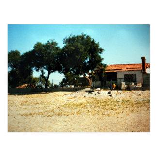 Zorba das griechische hausePhoto Colette Postkarte