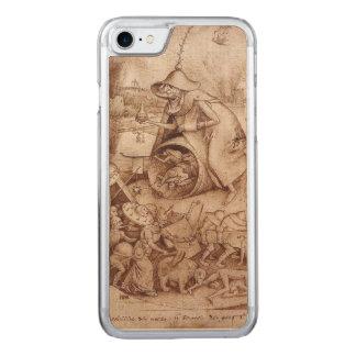 Zorn (Ärger) durch Pieter Bruegel das Älteste Carved iPhone 8/7 Hülle