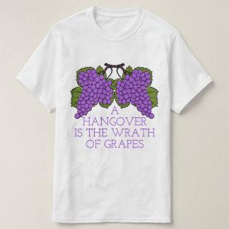 Zorn der Trauben T-Shirt