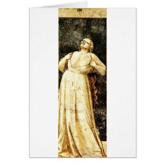 Zorn durch Giotto Karte