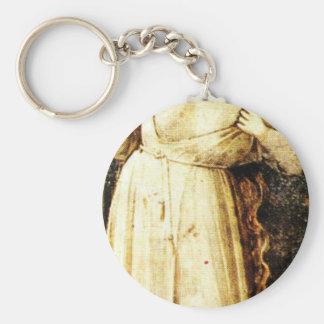 Zorn durch Giotto Schlüsselanhänger