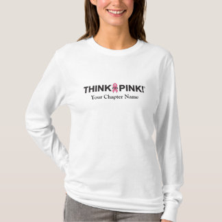 ZTA denken Rosa! T-Shirt