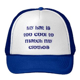 Zu cool netz caps
