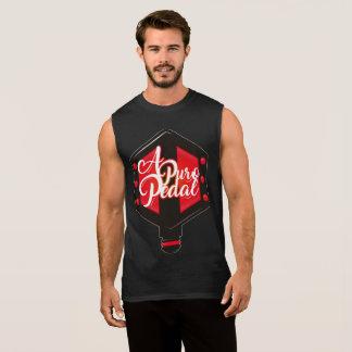 Zu dem Reinen Pedal Ärmelloses Shirt