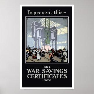 Zu dieses verhindern -- Kaufen Sie Poster