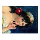 """""""Zu meinem süßen Valentine"""" Vintage romantische Postkarte"""