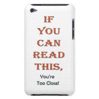 Zu nah iPod touch case