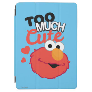 Zu viel niedlicher Elmo iPad Air Hülle