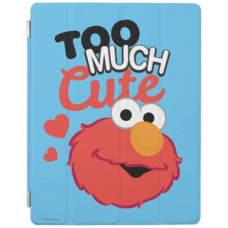Zu viel niedlicher Elmo iPad Hülle