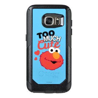 Zu viel niedlicher Elmo OtterBox Samsung Galaxy S7 Hülle