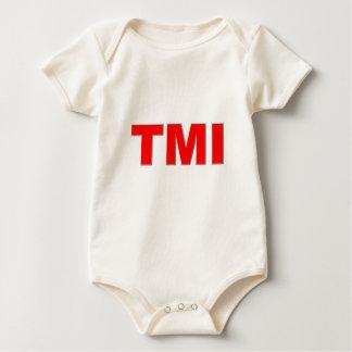 Zu viele Informationen Baby Strampler