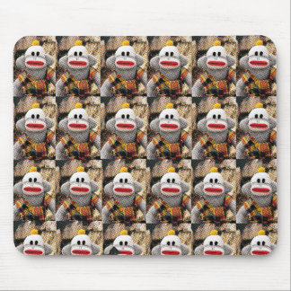 Zu vieles SockMonkeys Mousepad